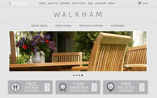 Walkham Web Design & SEO in Cornwall