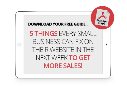 5 Things Every Small Business Can Fix On Their Website