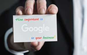 How important is it to improve your Google rankings?