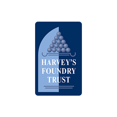 Harvey's Foundry Trust Logo